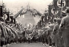 the journey in the rise of adolf hitler to power in germany The rise of hitler to join the hitler youth, where they chanted nazi slogans and were taught that they had the power to fulfill germany's destiny as a world power adolf hitler (1889 - 1945) was the leader of the nazi party in germany.
