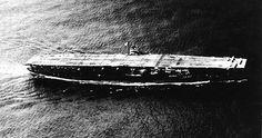 Imperial Navy aircraft carrier Akagi,