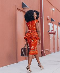 The African print is a fabric that can actually styled in a lot of unique ways and every day designers are coming up with new trendy designs that wow us. The starts when you are not able to think of ways to show off your Ankara styles. When you aren't able to think out of … … Continue reading →