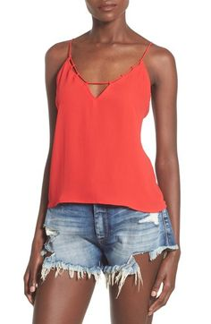 Leith Cutout Camisole available at #Nordstrom