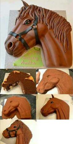 Kuchen Pferd