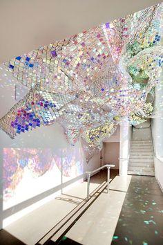 Capturing Resonance : A interactive sculpture and sound installation at the deCordova