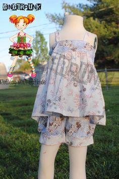 4T Minnie spring/summer set :: GingerPunk Online Shop