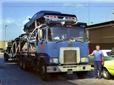 Mack FS - Automobile Transport
