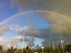 Rainbow. iPhone. Kannika Holzhaus