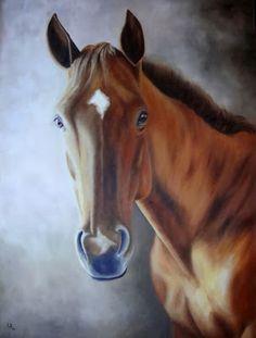 Pretty Horses, Horse Love, Horse Drawing Tutorial, Pencil Drawings, Art Drawings, Pastel, Equine Art, Horse Art, Animal Paintings