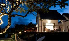 La Maison d'Eté - Hôtel Ile Maurice, on the north east coast of Mauritius about 30 mins from Grand Baie