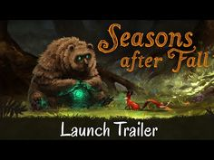 Seasons After Fall - Launch Trailer - YouTube