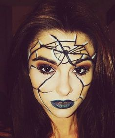 Pin for Later: 25 Vampy Lipsticks Ideas to Create an Easy, Affordable Halloween Look Green Glamour