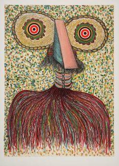enrico baj, untitled, 1975-6