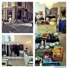 lacarrieredk_affaer_kbh 'affär' butikken med retro-antik Copenhagen