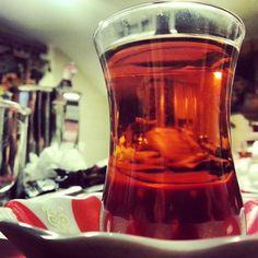 Turkish tea -türk çayı caycek.com