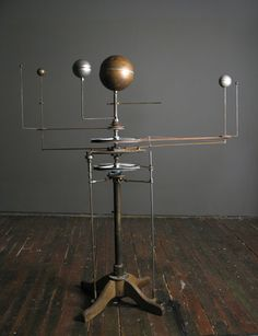"Mark Zirpel; ""Orrery #1"""