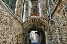 Isolabona (IM), Liguria