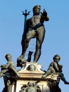 Giambologna., Fuente de Neptuno, 1566. Bolonia