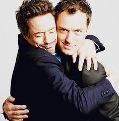The ultimate bromance