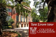 Looking to purchase real estate within walking or biking distance of the College of Charleston campus? Check out these communities!  http://www.searchforcharlestonrealestate.com/blog/real-estate-near-college-of-charleston.html
