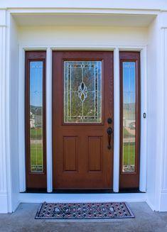 Home Improvement Contractors, Remodeling Contractors, Glass Panel Door, Glass Panels, Exterior Doors With Glass, Interior And Exterior, Concrete Contractor, Bathroom Gallery, Concrete Kitchen