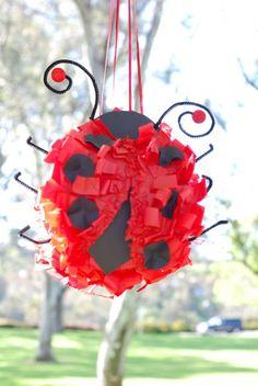 Piñatas~ladybug Piñata