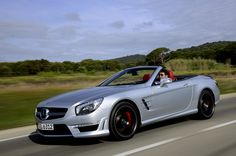 SL63AMG, now THIS, is BOSS!