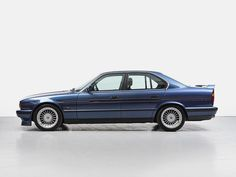 1991 Alpina B10 BMW 3,5/1, Model