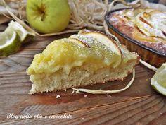 La crostata morbida con crema al limone e mele, è un dolce molto semplice da…