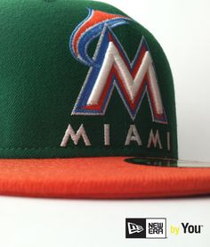 I love the Miami Hurricanes coloring on this