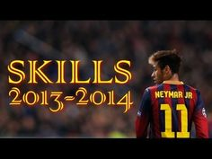 Neymar Jr ● Amazing Skills Show ● 2013-2014 ||HD||