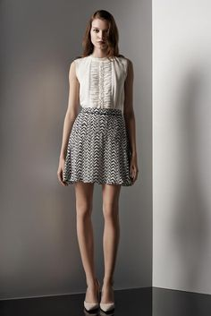 Reiss Fall/Winter Womenswear Lookbook #AW14