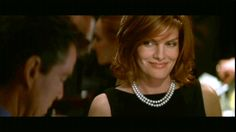 Renee Russo Short Hairstyle | rene russo thomas crown affair
