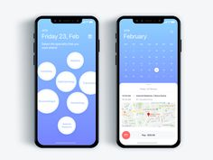 Appointment with a doctor app - Daily UI Challenge 45/365 by Christian Vizcarra