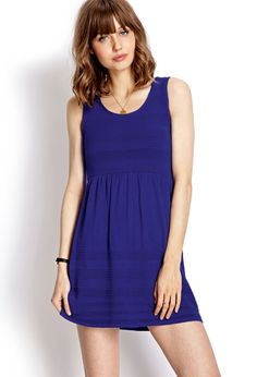 Fit & Flare Sweater Dress | FOREVER21 - 2000063288