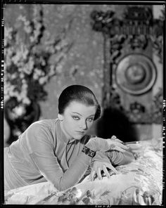 There was only one Myrna Loy, a woman who possessed a beauty and talent that are the stuff of legend. Her impeccable style, dramatic flair ...