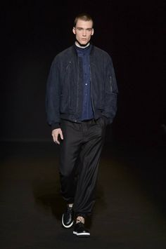 Male Fashion Trends: Lucio Vanotti Fall/Winter 2016/17 - Milán Fashion Week
