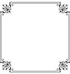 monogram frame template google search plus monogram frames labels ...