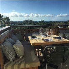 Shima dining terrace