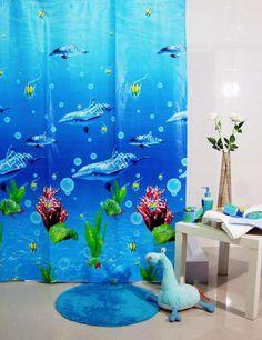 Shark shower curtain - http://laptopstandsguide.com/662-shark-shower-curtain.html