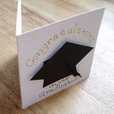 Congratulations On your graduation card by onelittlepug on Etsy, $2.25