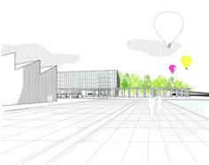 PlaC, StudioErrante Architetture, Andrea Tomasi — Europan 12   Kaufbeuren
