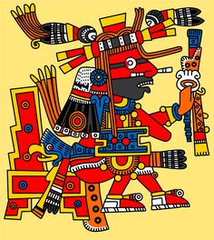 Pic 11: Xiuhtecuhtli, god of fire, creator of all life