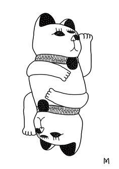 MICHELA PICCHI'S PHILOSOPHICAL ILLUSTRATIONS