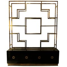 Romeo Rega Etagere | See more antique and modern Shelves at http://www.1stdibs.com/furniture/storage-case-pieces/shelves
