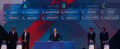 VENEZUELA ABRE CON COLOMBIA EL GRUPO C DE LA COPA AMÉRICA CHILE 2015 (+CALENDARIO)