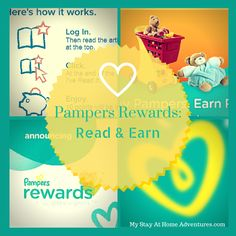 Pampers Rewards: Read & Earn  Latest articles that will give you a total of 20 points!  #Free #Freecodes #Pampers Pampers Rewards, Free Rewards, Code Free, Accounting, Coding, Ads, Free Samples, Learning, Free Printables