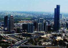 Tel Aviv - Distrito das bolsa de diamantes