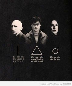 The Deathly Hallows