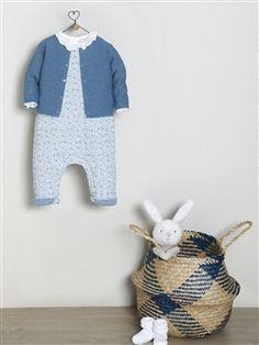 Cyrillus - Les ensembles bébé automne-hiver, tenues bébé hiver -