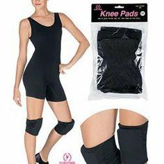 Eurotard Knee Pads (X-Small, Black) Eurotard. $8.75