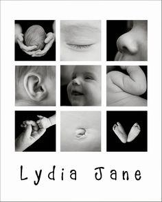 Raising Memories: Baby Parts Poster