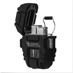 STORMPROOF WINDPROOF All Weather LIGHTER Windmill Delta Camping Survival Gear